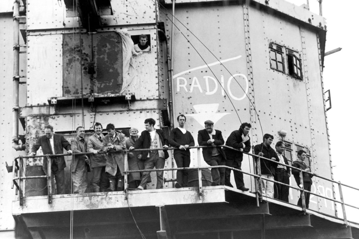 Pirate Radio Stations