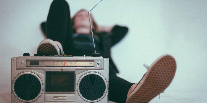 Sleeping With The Radio On