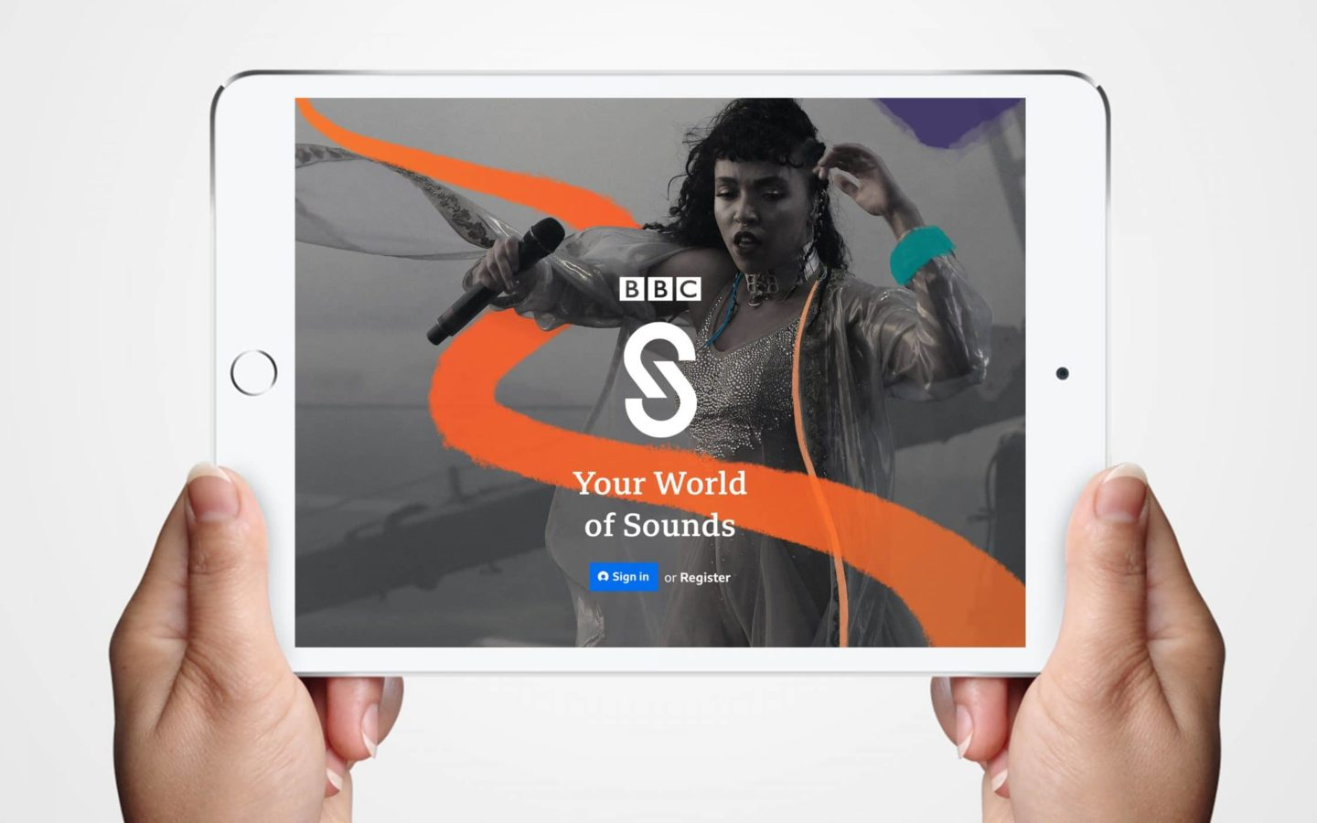 Best British Radio App: BBC Sounds