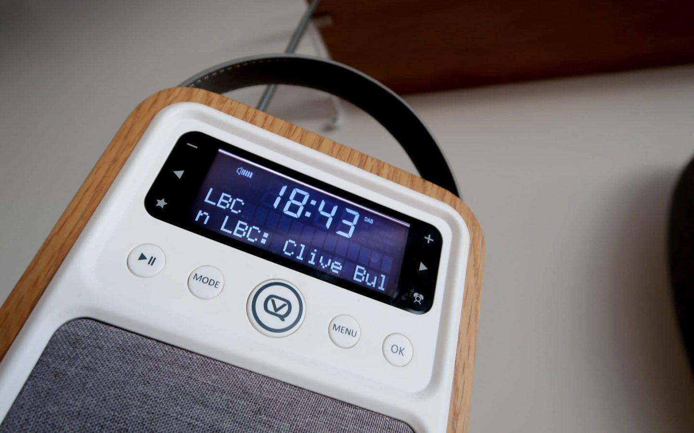VQ Monty DAB radio review