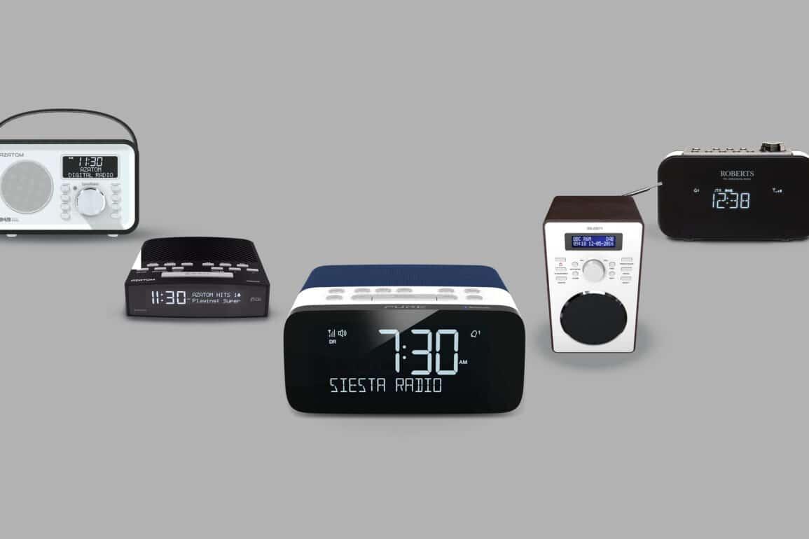 Best DAB Radio Alarm Clock 1