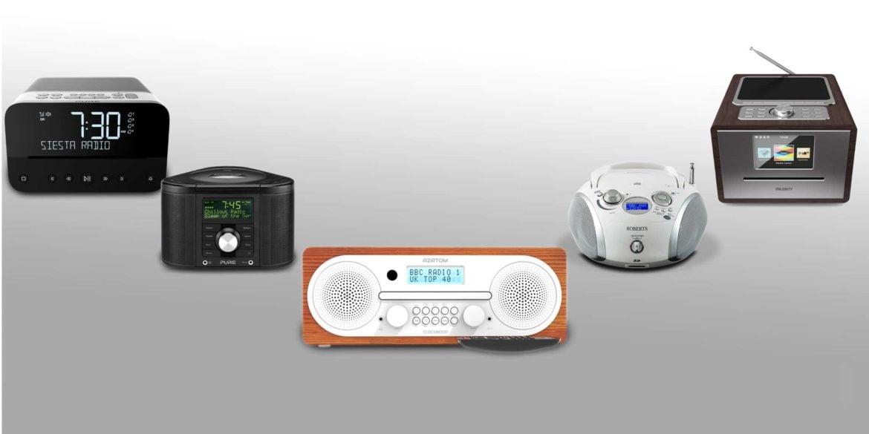 Radio CD Players