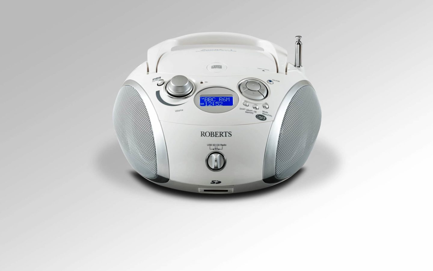 Radio CD Players