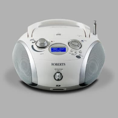 Roberts Zoombox 3 Radio Review 1