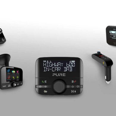 DAB Car Radio Adapter
