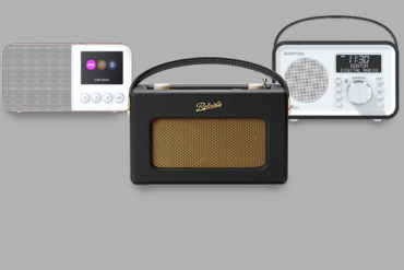 Best Rechargeable DAB Radio 1
