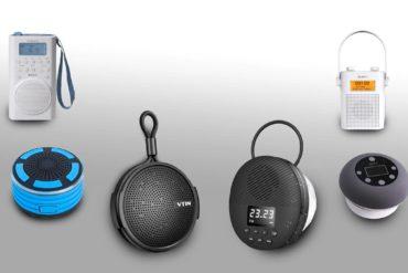 Best Shower Radios