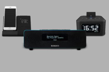 Digital Radio With An iPod Dock 1