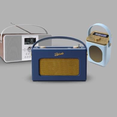 DAB Radio With Bluetooth 1