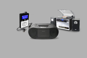 DAB Radio With Record Function 1