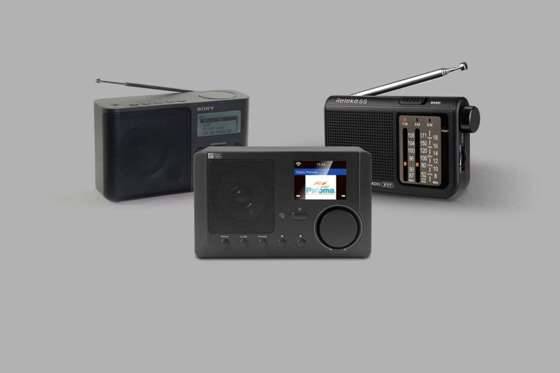 Radio For The Elderly 1