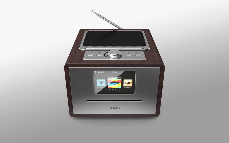 Radio With USB Port