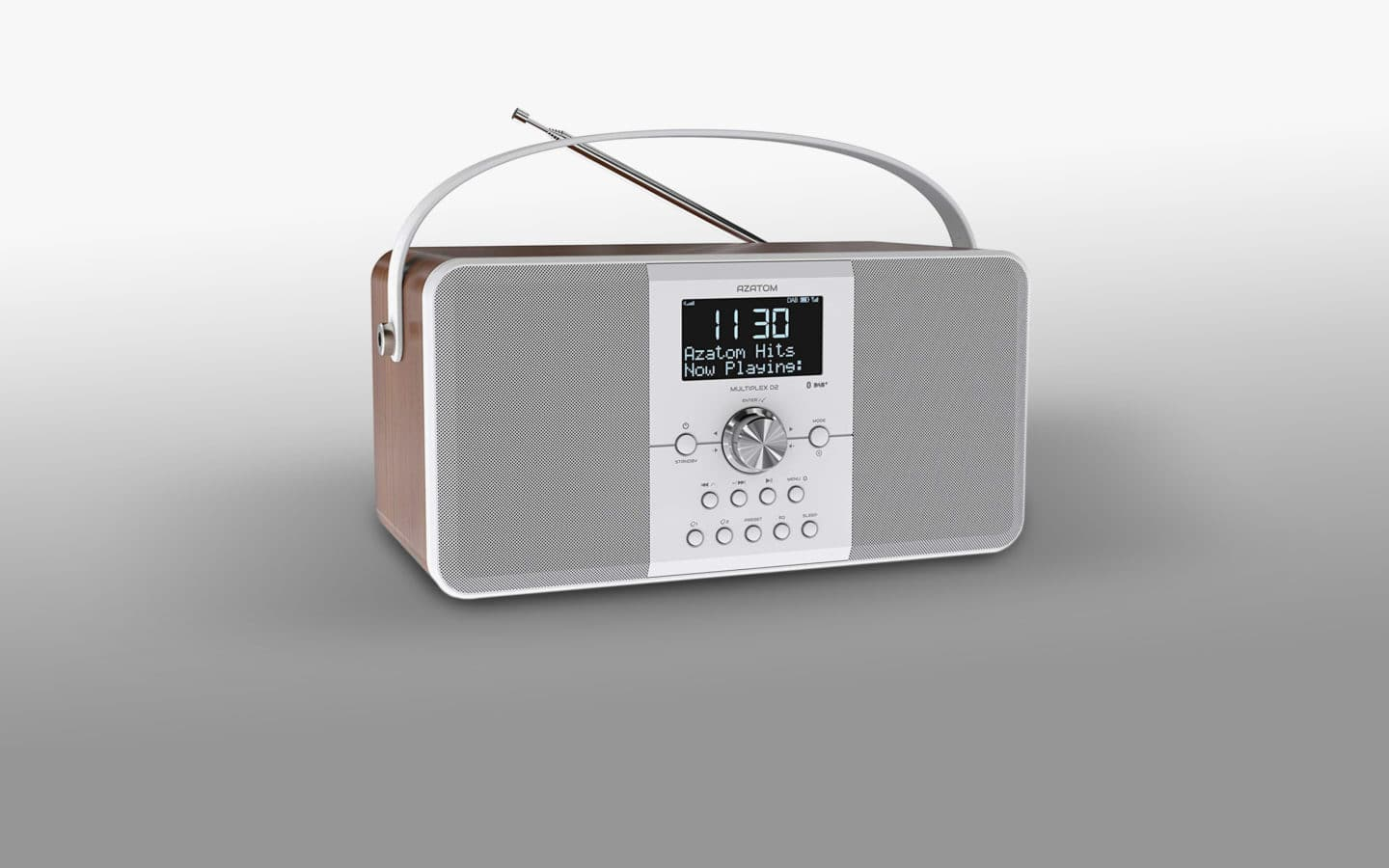 Radio With USB Port