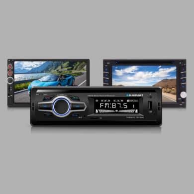 Bluetooth Car Stereo 1