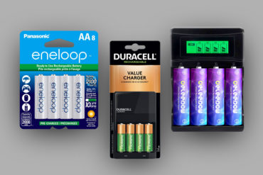 Best Rechargeable Batteries 1