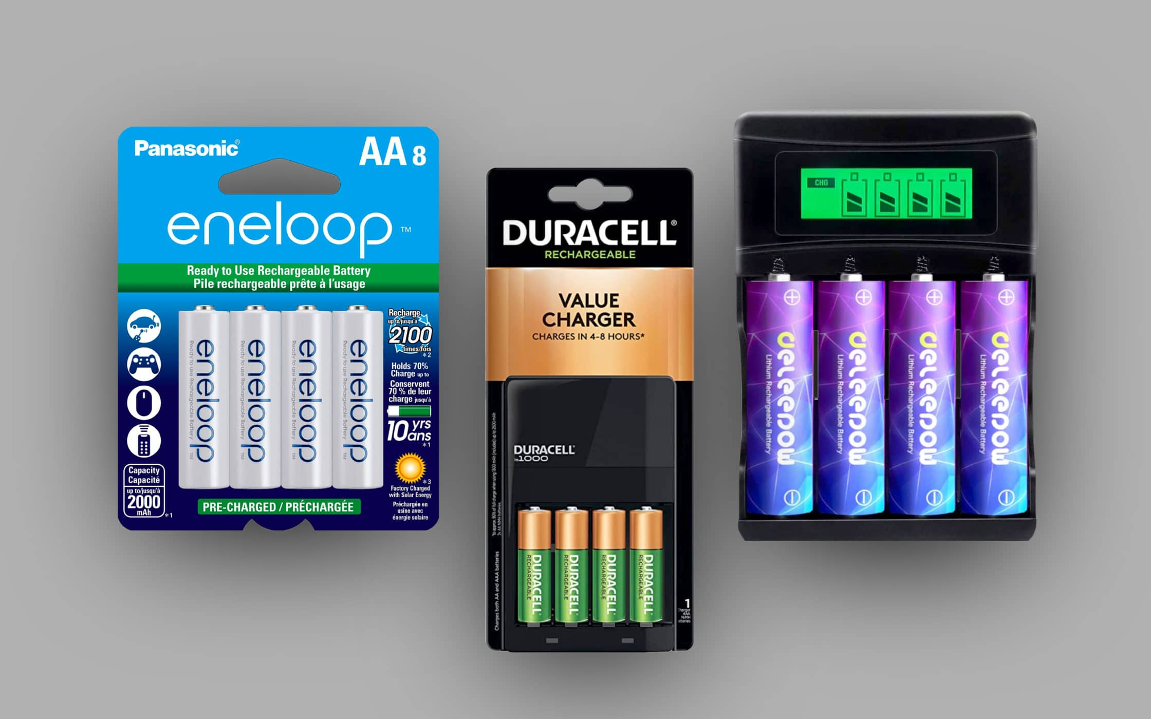 The Best Rechargeable Batteries For Your Radio