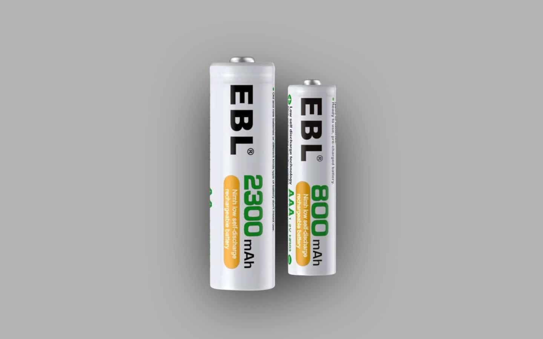 Best Rechargeable Batteries 5