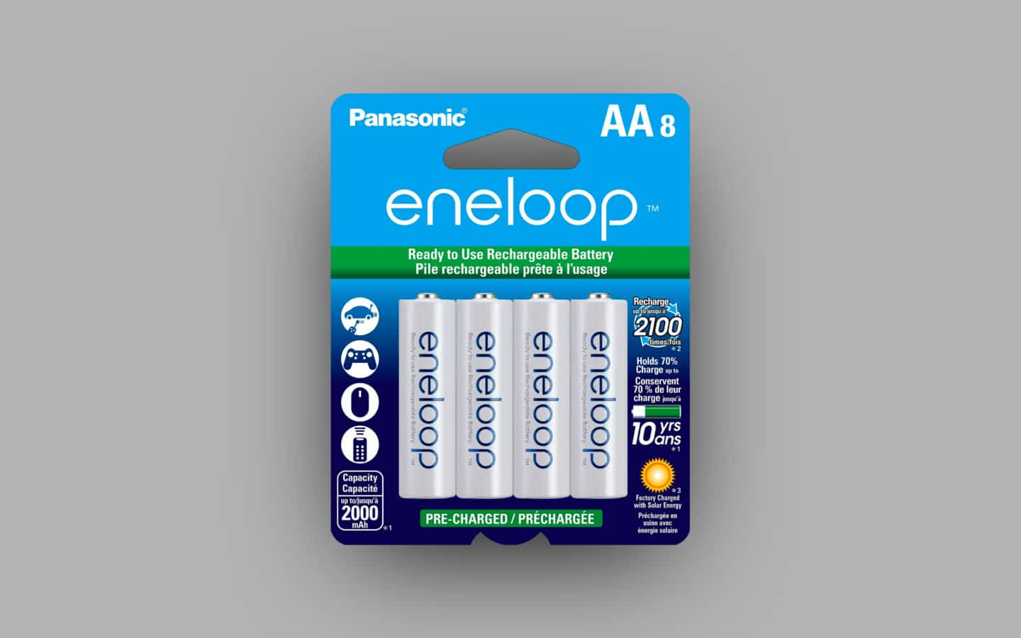 Best Rechargeable Batteries 8