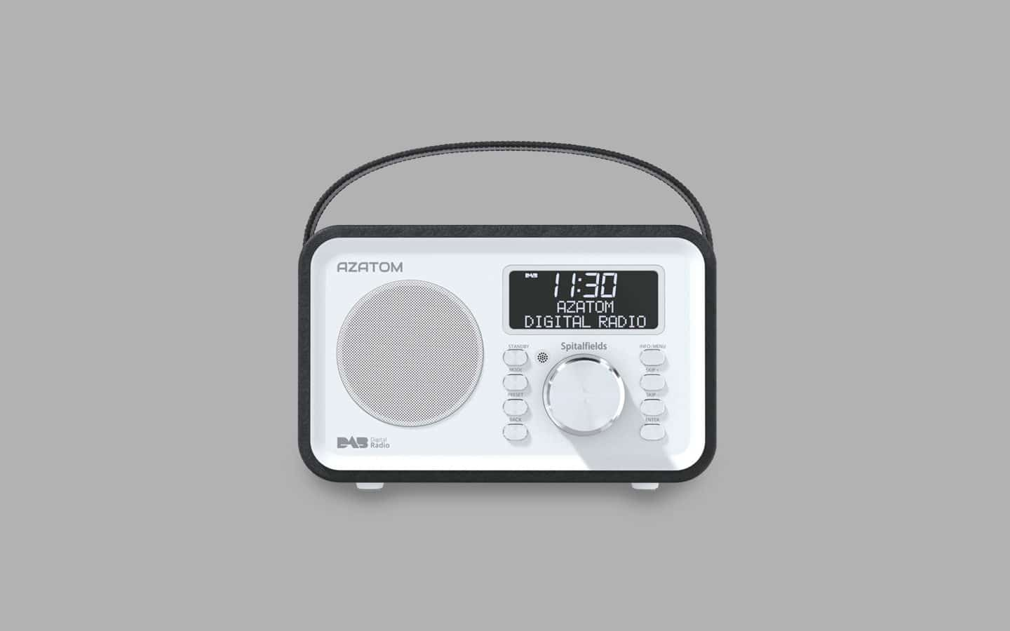 Best Rechargeable DAB Radio 11