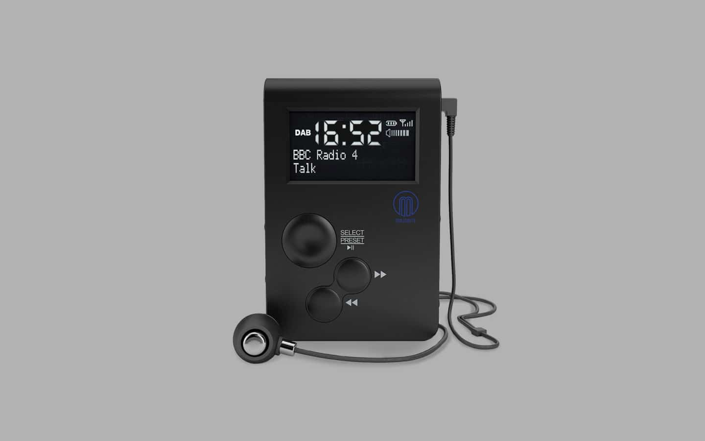 Best Rechargeable DAB Radio 3