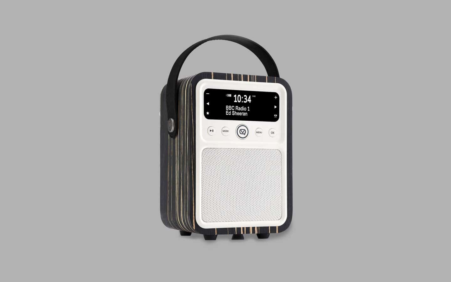 Best Rechargeable DAB Radio 4