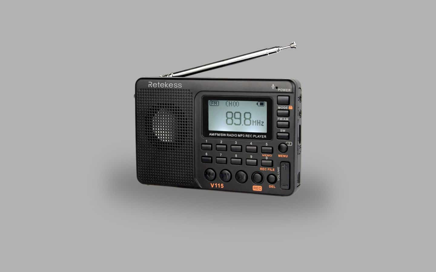 Best Shortwave Radio 5