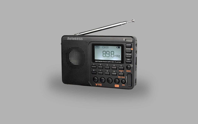 Best Shortwave Radio 5
