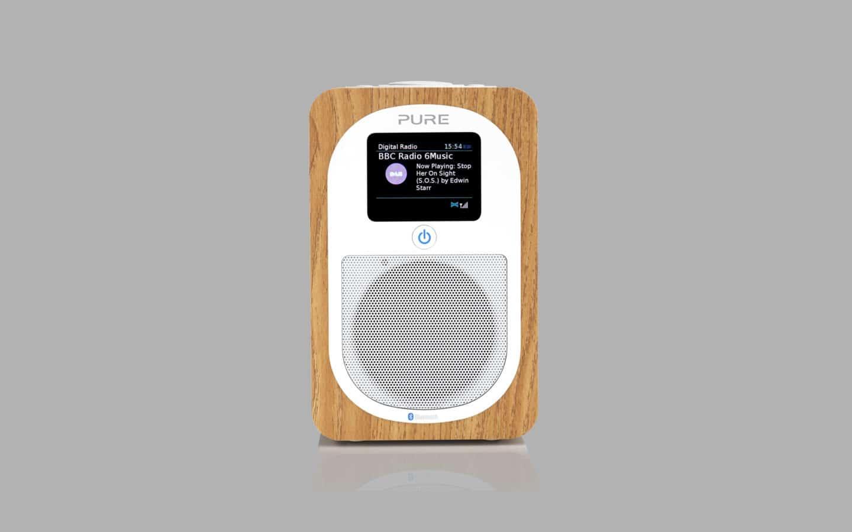 DAB Radio With Aux Input 2