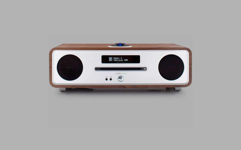 DAB Radio With Aux Input 4