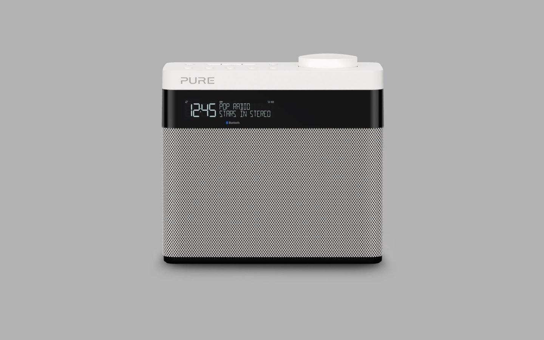 DAB Radio With Aux Input 5