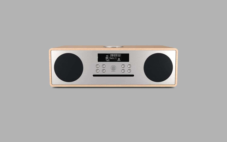 DAB Radio With Aux Input 6