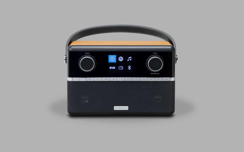 DAB Radio With Aux Input 8