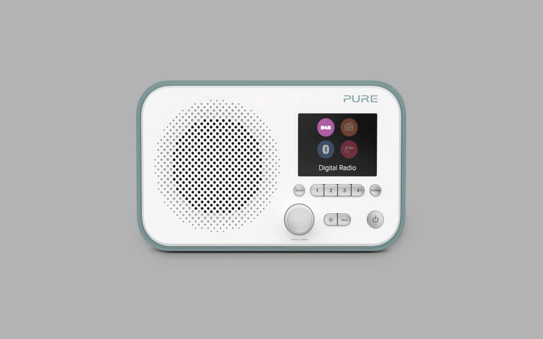 DAB Radio With Aux Input 9