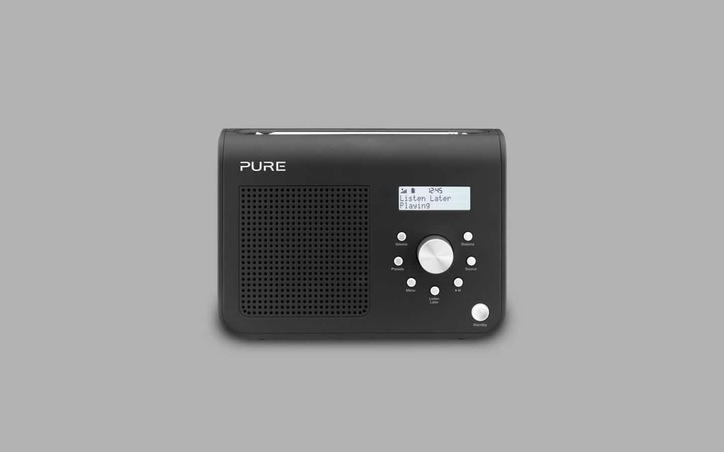 DAB Radio With Record Function 4
