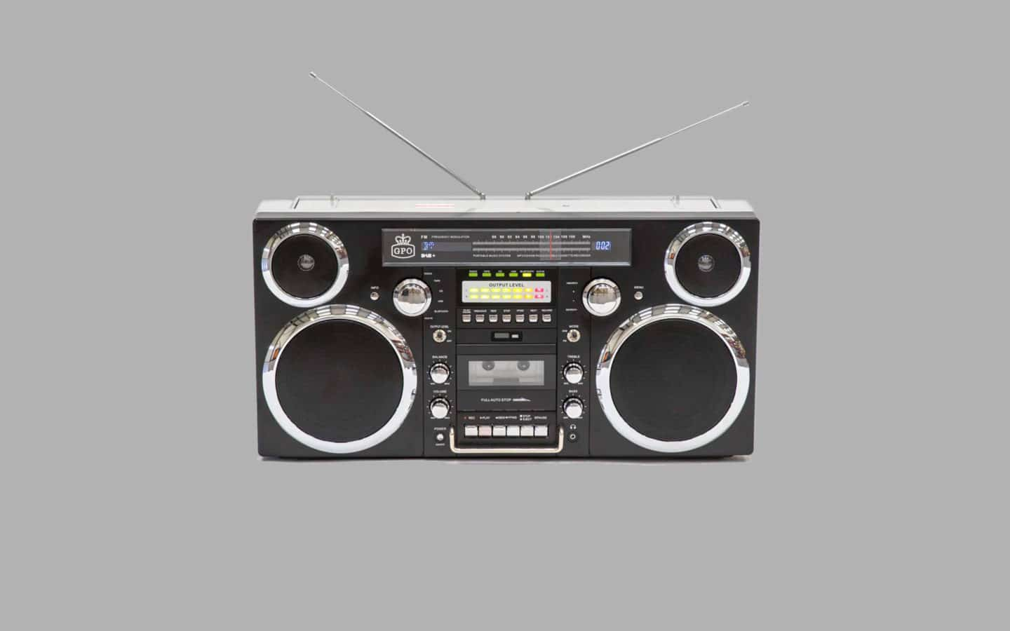 DAB Radio With Record Function 5