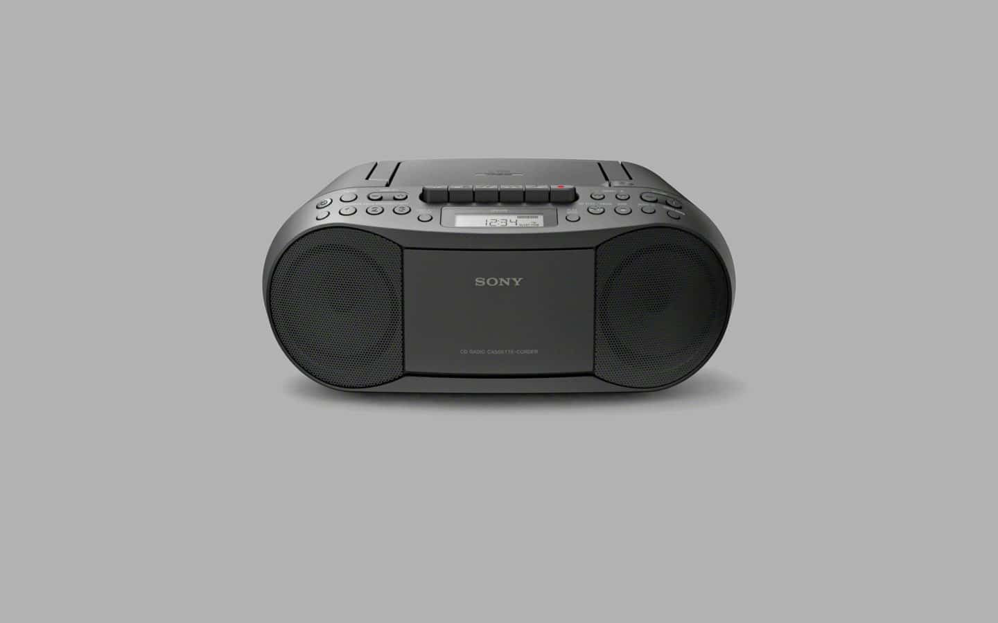 DAB Radio With Record Function 8