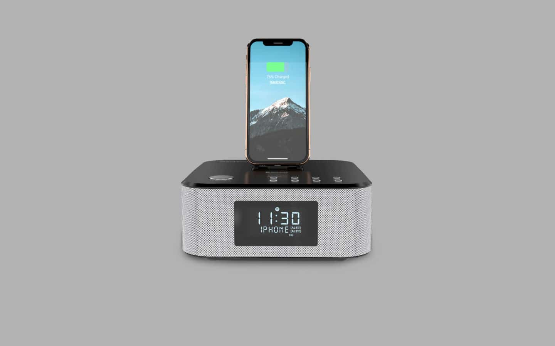 Digital Radio With An iPod Dock 5