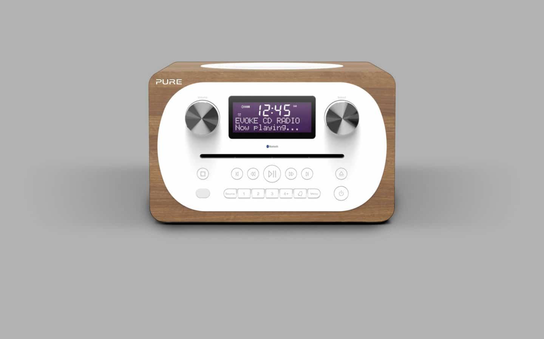 Radio CD Player 2