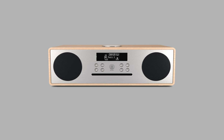 Radio CD Player 3