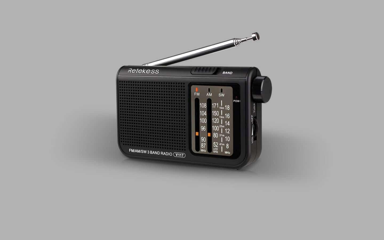 Radio For The Elderly 9