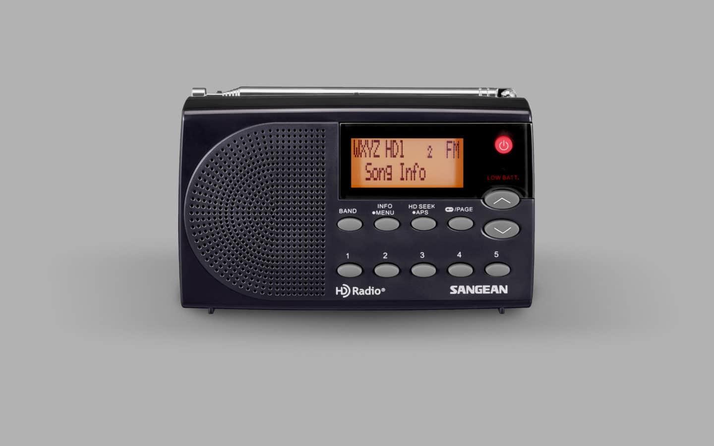 Best Portable Radio 2