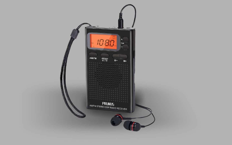 Best Portable Radio 3