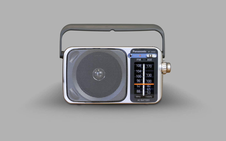 Best Portable Radio 4