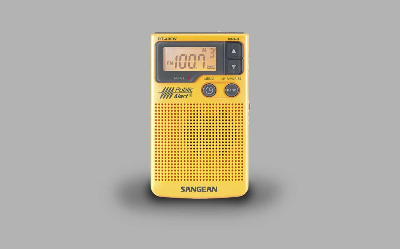 Best Portable Radio 5
