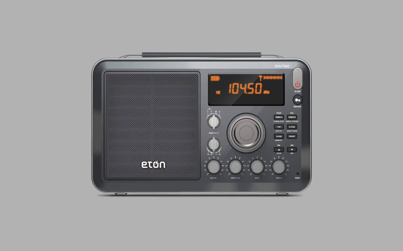 Best Portable Radio 9