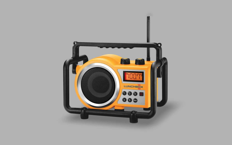 Best Waterproof Radio 3
