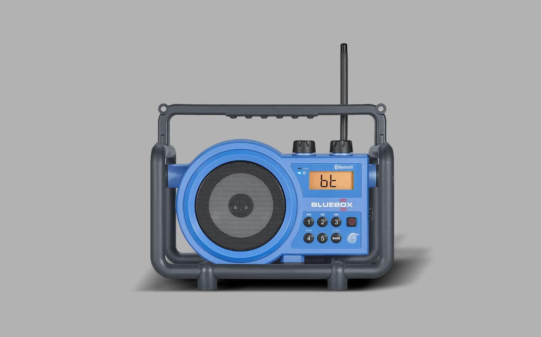 Best Waterproof Radio 7