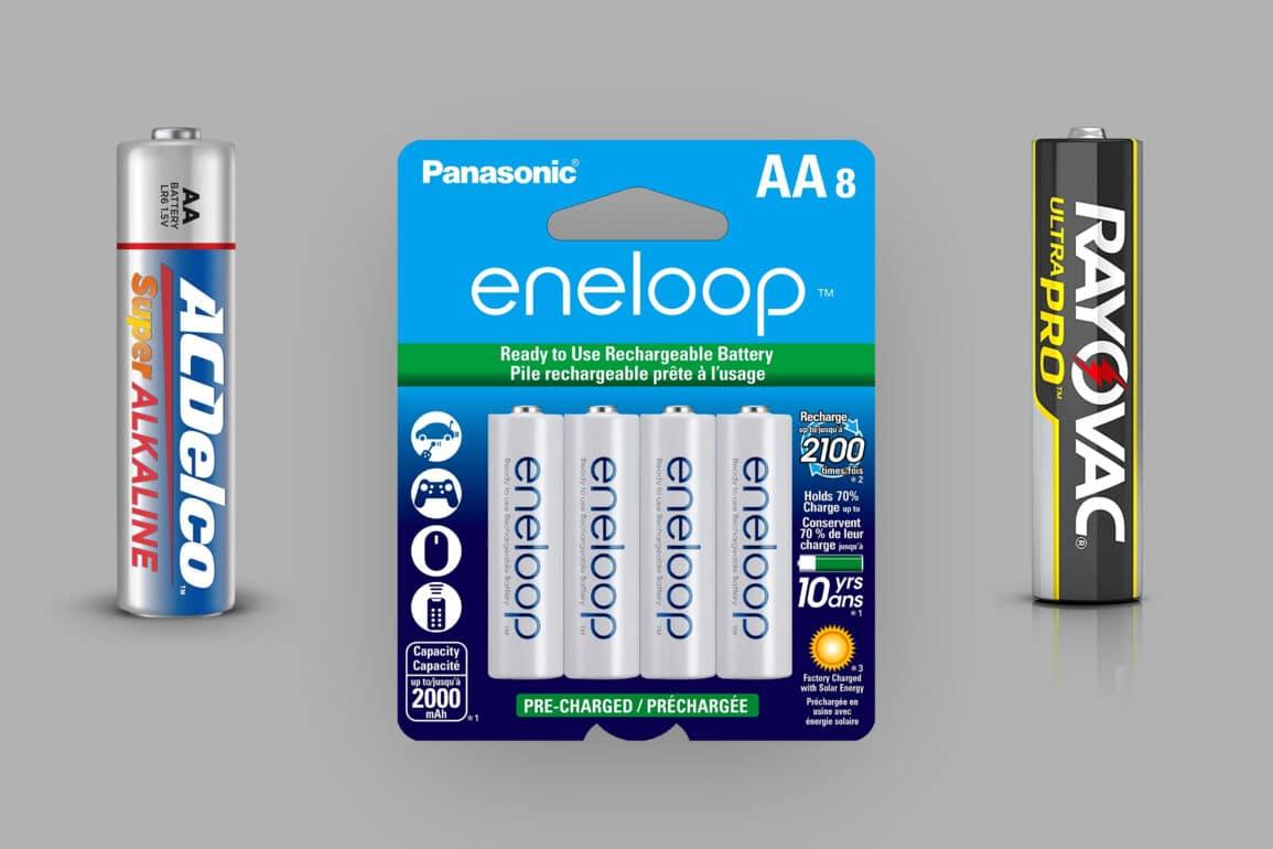 Best AAA batteries 1