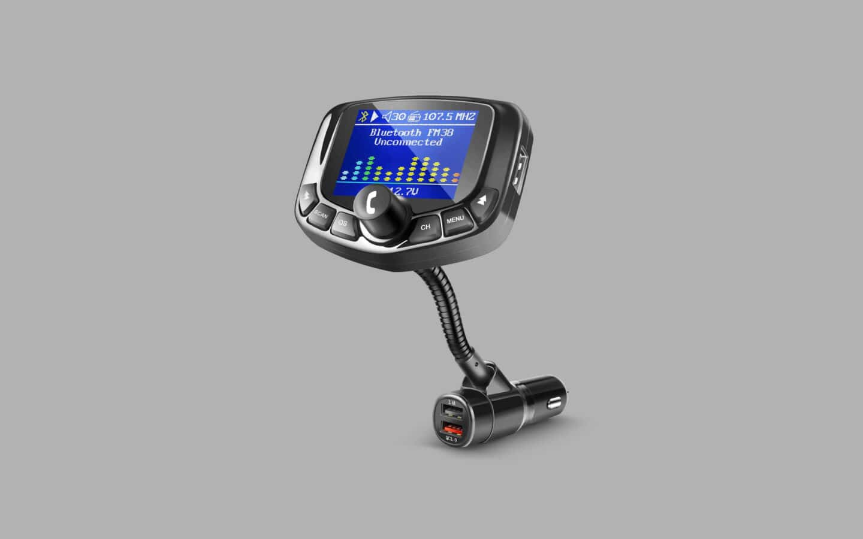 Best Bluetooth FM transmitter 2