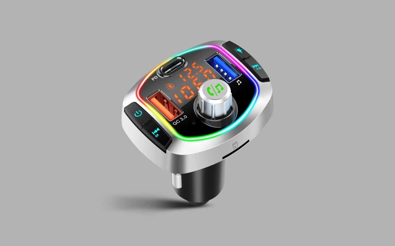 Best Bluetooth FM transmitter 3